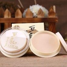 Прозрачная прессованная пудра длительное управление маслом для лица водостойкая отбеливающая консилер для кожи