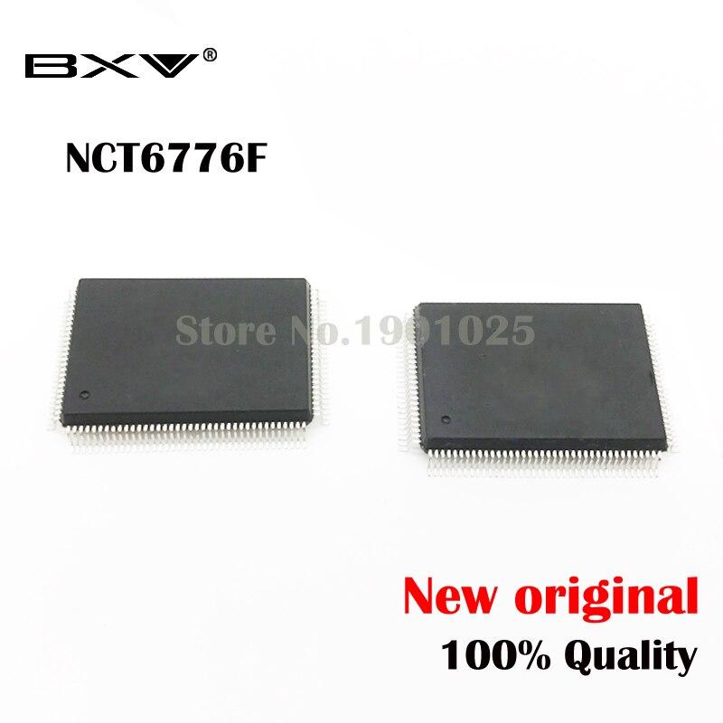 2pcs NCT6776F QFP-128 6776F New Original