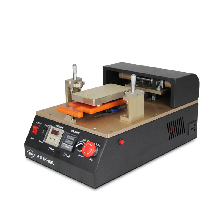 TBK 958 Cell Phone LCD Screen Automatic Separator Machine For iPhone Samsung Glass Lens Repair