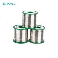 ELECALL New Arrival Tin 1 0mm 450g 99 3SN Rosin Core Tin Lead Free Rosin Roll