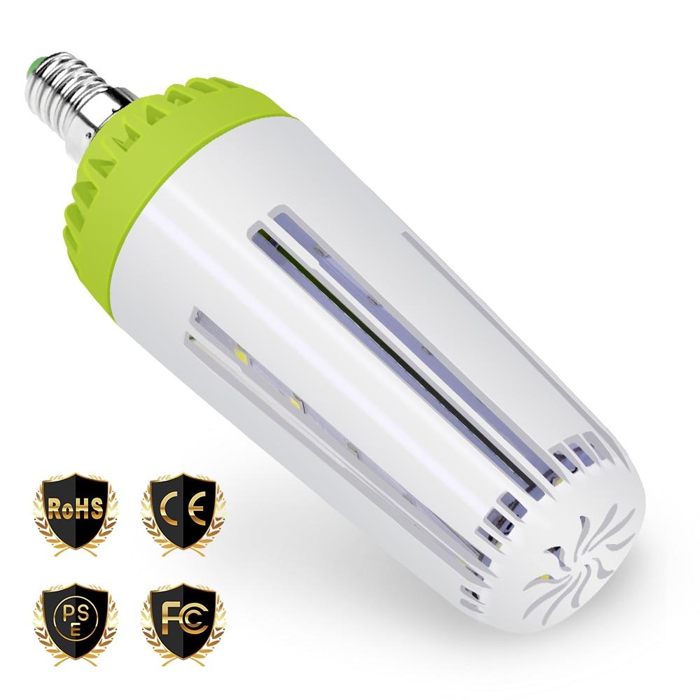 No Flicker E27 LED Lamp Eye protection Light Smart IC Corn Bulb E14 lampara LED Energy saving Lighting home bombilla 10W 15W 20W