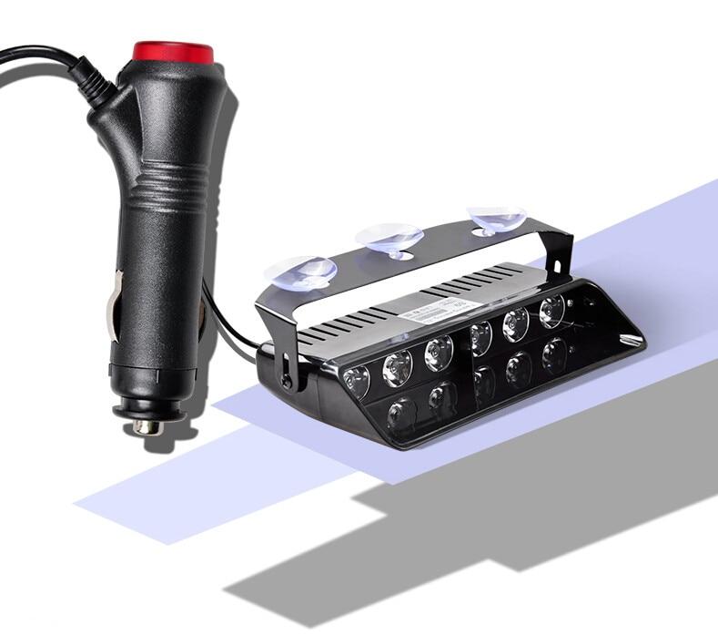 6 φώτα έκτακτης ανάγκης LED - Φώτα αυτοκινήτων - Φωτογραφία 4