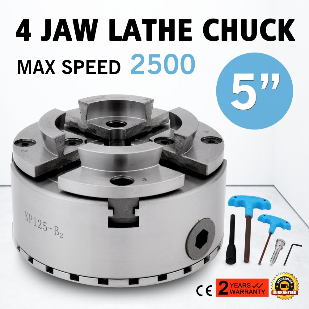 4- Jaw Chuck For Turning Machine Turning Lathe Lathe M33
