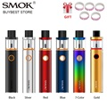 Original SMOK Vape pen 22 Kit with 1650mAh Battery & 2ml Tank Top cap filling vs Vape Pen Plus Kit e cig pen kit vs smok novo