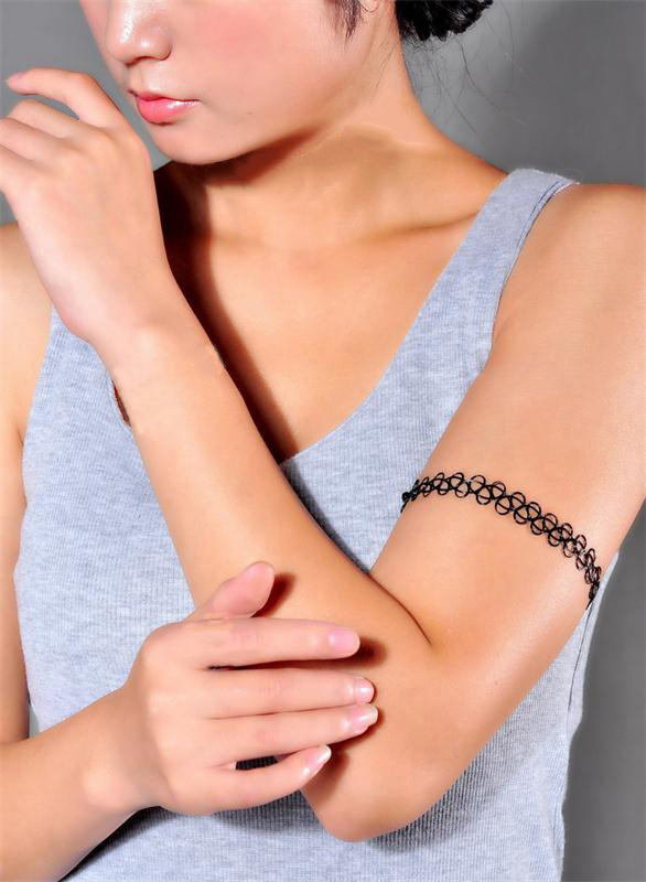 tattoo arm ladies