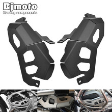 Bjmoto Motorcycle Cylinder Head Cover Protector Engine Guard For BMW R1200GS Adventure Water Cooled 2014-2017
