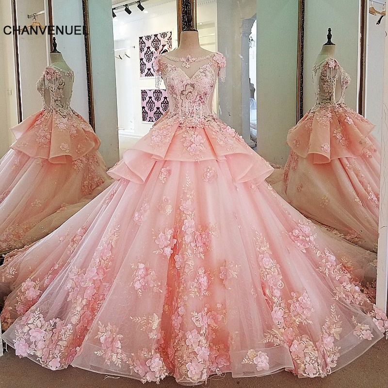 LS00012   evening     dress   lace beading ball gown long party formal   dress   organza robe de soiree abendkleider 2017 real photos