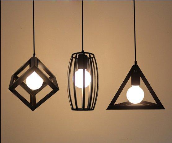 Acquista all 39 ingrosso online piccolo nero lampadari da - Lampadario camera letto ...
