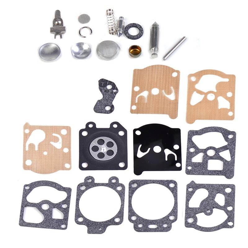 10X Zama Carburetor C1Q-E3 C1Q-E4 C1Q-E6A C1Q-M31 C1Q-S28B C1Q-SK8 Primer Bulbs