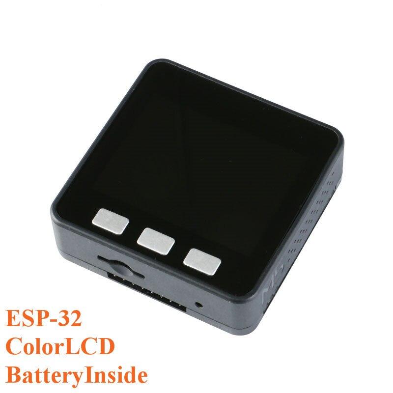 M5Stack Series ESP32 Basic Core Development Kit Extensible Micro Control Wifi Esp32 Ble IoT Prototype Board for Arduino ZK15