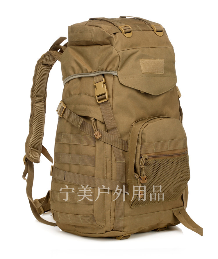 Outdoor Hicking Travel Backpack Army  Sports 3D Tactical Bag | Large Capacity Mountaineering Bag  Waterproof Camouflage   A4356 51783 packs multifunctional tactical backpack bag 50l large capacity outdoor travel bag mountaineering bag