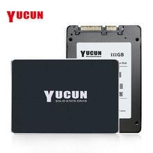 YUCUN 2.5 inch SATAIII SSD 180GB 240GB 480GB Internal Solid State Drive 250GB 256GB 512GB Laptop Desktop Industrial PC