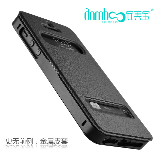 Acme anmboo  for apple    for iphone   5 holsteins metal i5 mobile phone metal shell protective case