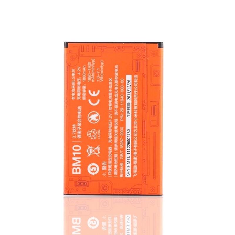 For XiaoMi BM10 Battery 1880mAh 100% Original New Replacement accessory accumulators Cell Phone