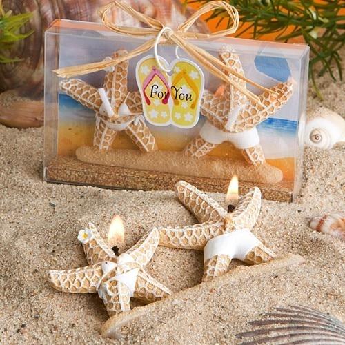 Outstanding Charming Smokeless Starfish Birthday Cake Candle For Holiday Gift Personalised Birthday Cards Akebfashionlily Jamesorg