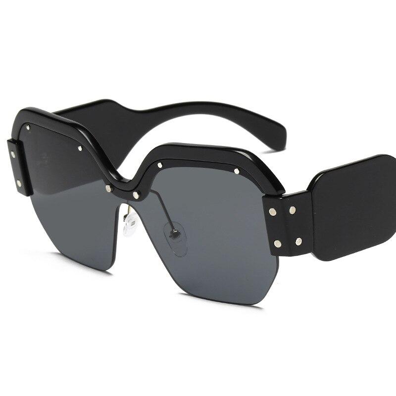 2018 sonnenbrille weibliche uv schutz sonnenbrille han-ausgabe asdqweqw ABM1-17new gezeiten, die alte weisen runde gesicht gläser