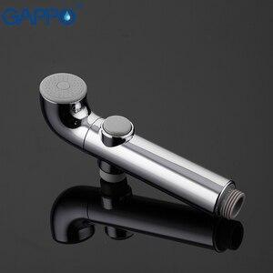 Image 5 - GAPPO bide tuvalet musluk müslüman duş tuvalet püskürtücü bide musluk bataryası tuvalet duş bide el krom su tasarrufu sauna karıştırıcı