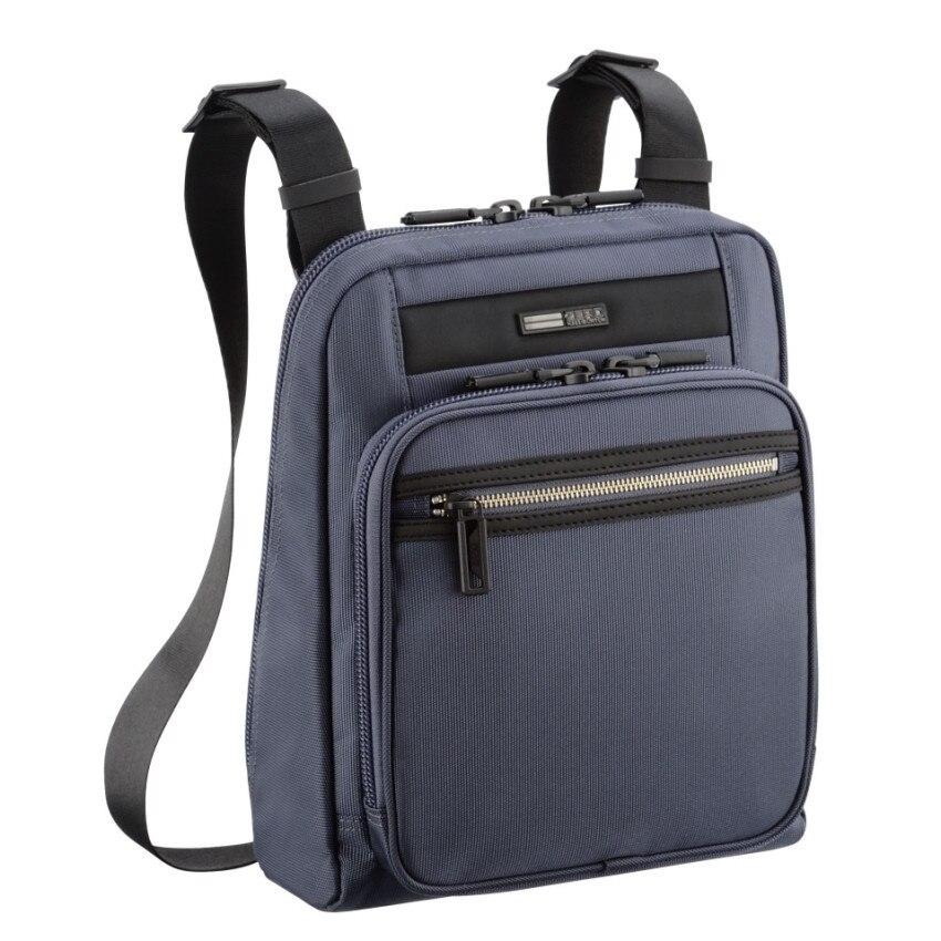 ZERO HALLIBURTON Zest Navy Shoulder Bag zest zest 23742 3