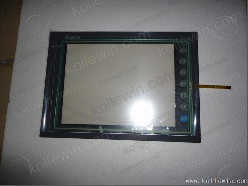 DOP-A80/ DOP-A80THTD1/ DOP-AE80THTD 1PC touch glass and 1PC touch Membrane for Touch Screen Panel HMI. dop b08s515 1pc new touch glass for touch screen panel hmi new in box