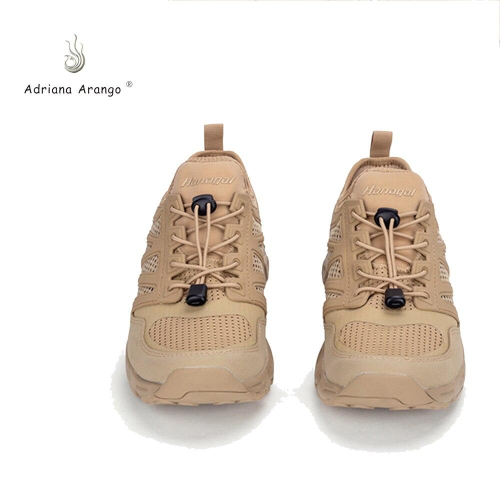 Adriana 2019 nouveau été amphibie alpinisme en plein air respirant retraçage Stream chaussures vitesse Intervention eau randonnée chaussure