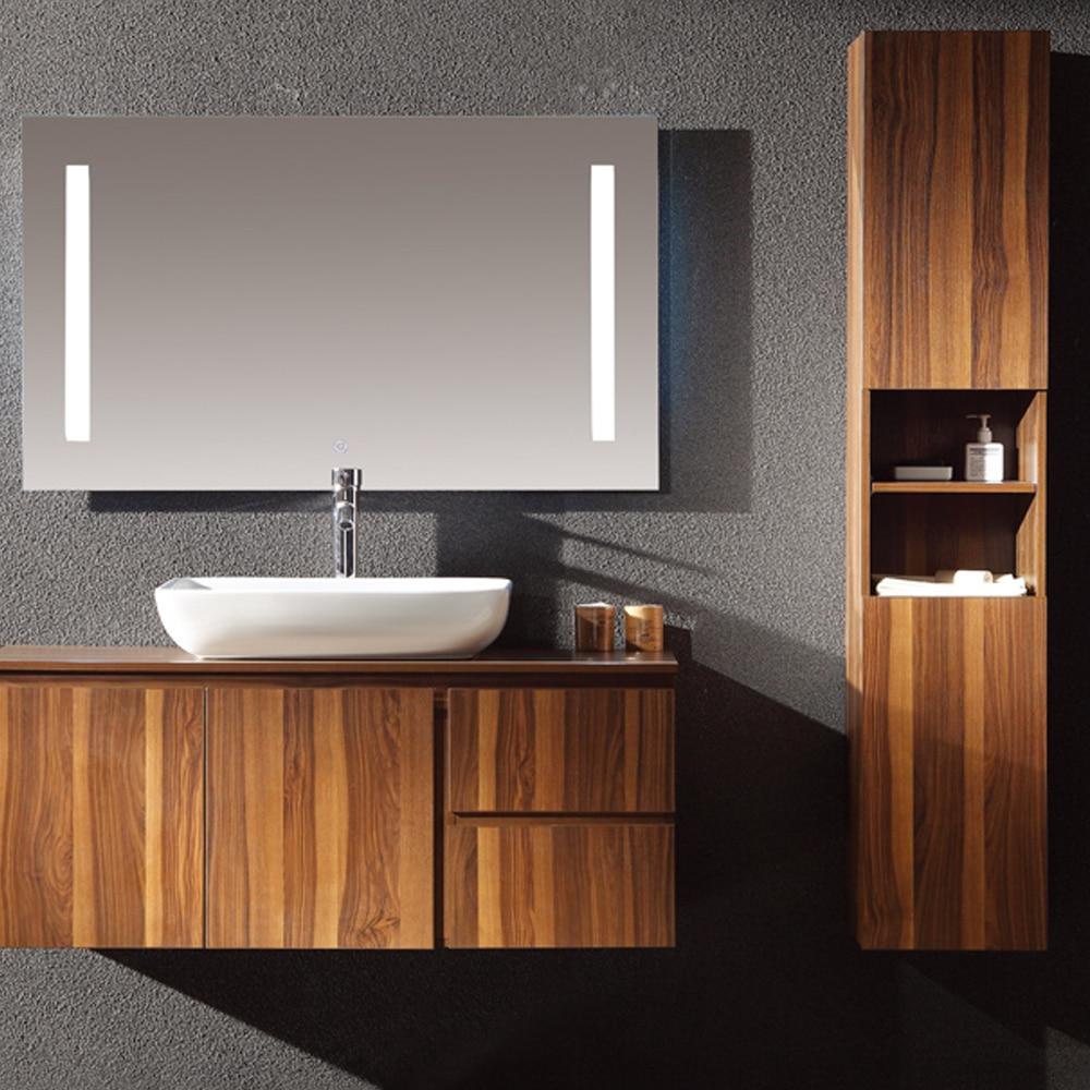 linkok mobili 45 pollice nastro doppio lavello slive specchio ... - Personalizzati Cabina Armadio Rimodellare