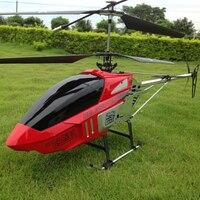Большой вертолет на радиоуправлении см Большой 130 BR6508 2,4 г 3.5CH супер большой металлический вертолет может с камера дети ребенок best подарки иг
