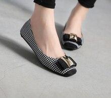fashion  Women's shoes comfortable flat shoes  New arrival -3088 Ballet Flats shoes large size shoes Women  flats