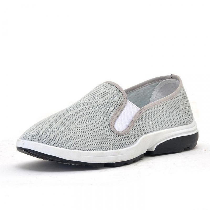 2018 Summer New Fashion Men Motion Casual Shoes Men Flats Soft And Comfortable Shoes Breathable Comfortable High Quality Shoes