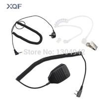 Новый портативный пульт дистанционного динамик микрофон для плеча кВт УВЧ УКВ радио TK208/220/320,240/240D/248/250/260/260Г/270
