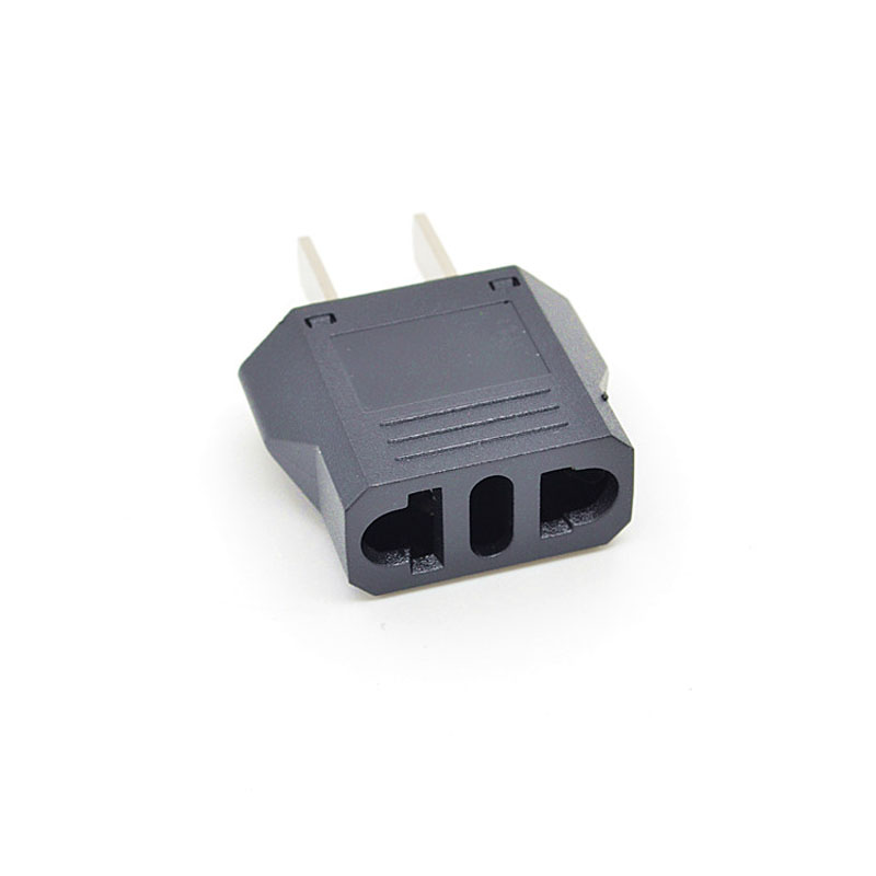 10Pcs AU Plug Adapter US EU Euro to Travel Power Outlet Converter