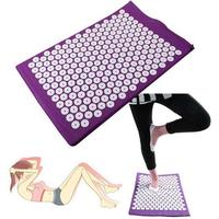 Acupressure Shakti Mat Relaxation Relief Stress Tension Body Yoga Mat Abs Spike Cushion Relieve Stress Pain Shakti Mat