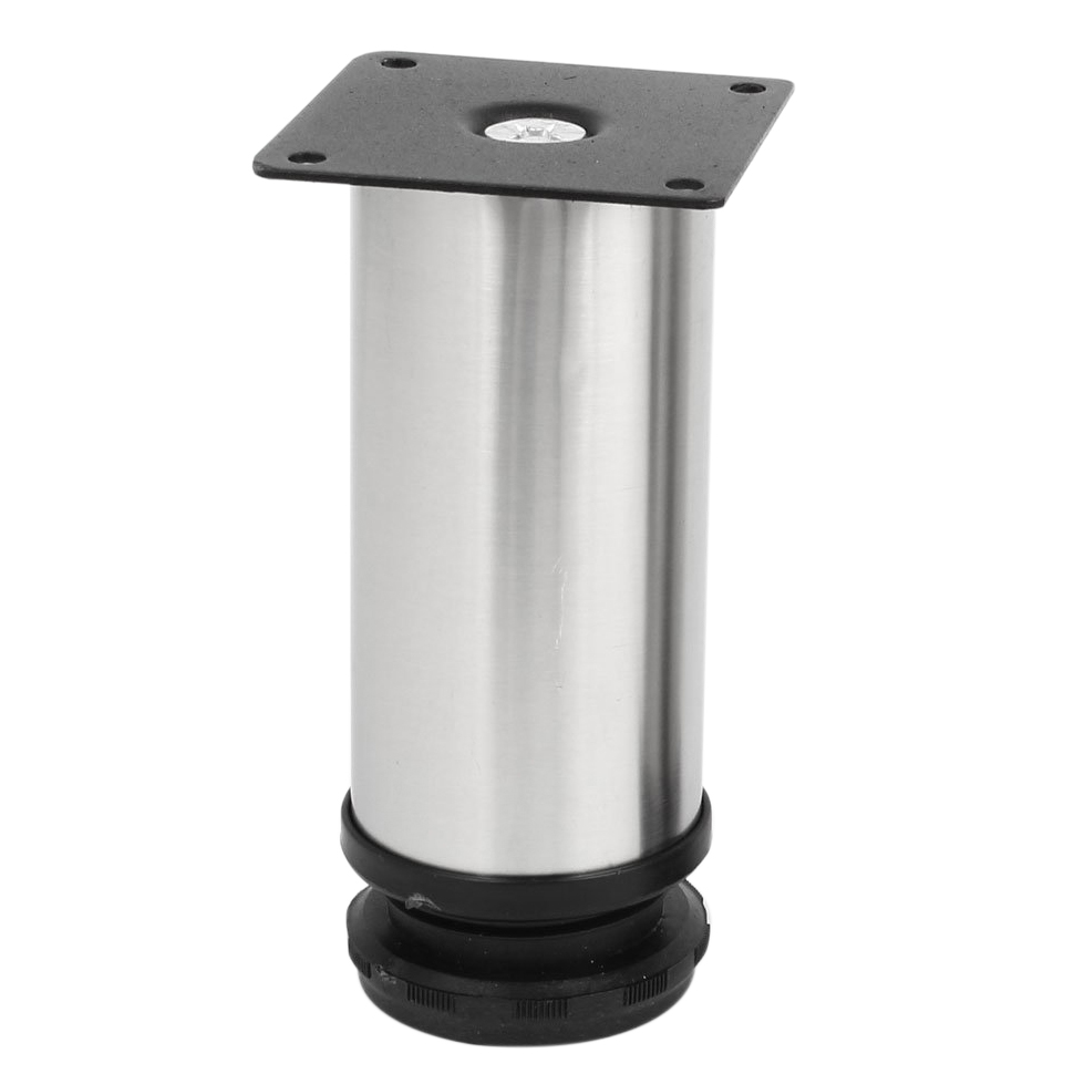 4pcs 12 cm high steel chair adjustable leg cabinet