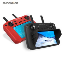 for DJI MAVIC 2 Pro Smart Controller Drone Accessories Protective Case Cover Silicone Case with Sunhood for DJI Smart Controller цена и фото