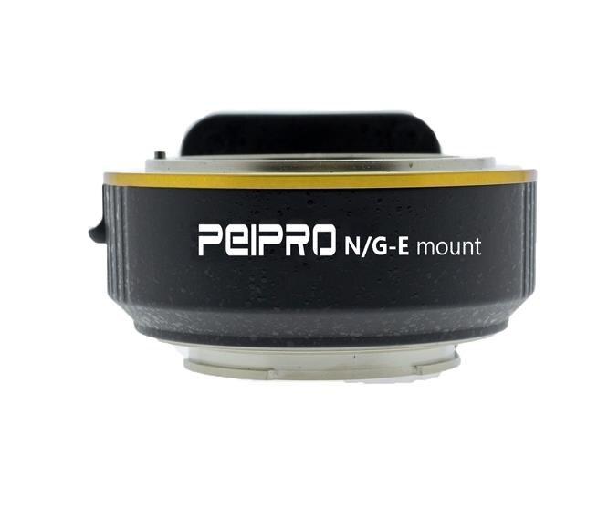 New PEIPRO N/G-E mount auto Focus camera adapter For Nikon G to Sony E/AF/A7R2/A9/A7R3 camera lens new phototube to c mount camera adapter u tv1x 2