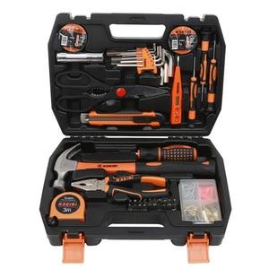 62Pcs/Set Hand Tool Set Genera