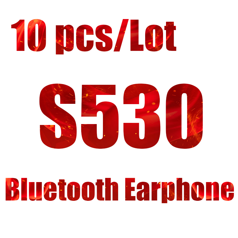Mini For S530 Wireless Bluetooth Headset Stereo Headset with MIC Fone De Ouvido Universal Handsfree For iPhone 6S 7 For Samsung universal wireless bluetooth 4 0 edr headset headphone with noise cancellation handsfree stereo a2dp earphone for iphone samsung