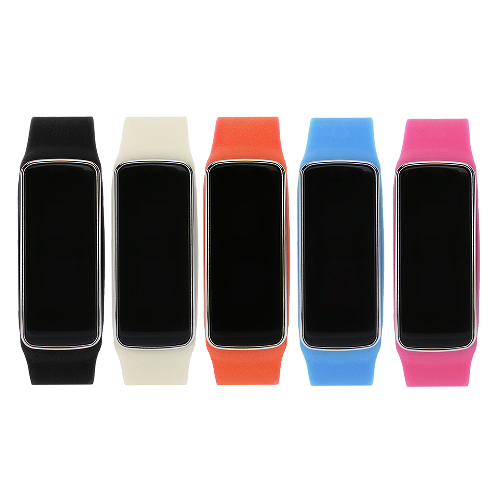 V5S Intelligent Bluetooth Smart Bracelet Watch Support Sleep Monitoring Call Reminder Pedometer For iOS Android