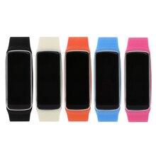 V5S Интеллектуальные Bluetooth Умный Браслет Часы Поддержка Мониторинга Сна Звонок Напоминание Шагомер Для iOS Android