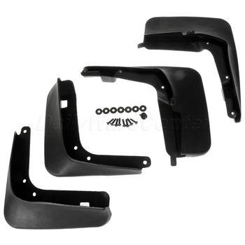 New di Alta Qualità ABS Auto Mud Flaps Parafanghi Paraspruzzi Parafango Per FORD Mondeo 2013-2016 4 Pz Auto-Styling Auto Accessori Auto