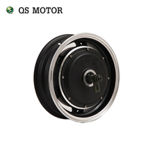 12inch 2000W 205 45H V2 48V Brushless DC Electric Scooter Motorcycle Hub Motor