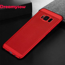 Heat Dissipation Phone Case for Samsung Galaxy J7 J3 J6 J4 J8 A6 Plus 2018 A5 2016 A7 A3 J3 J5 J7 2017 Eurasian Version Housing(China)