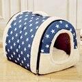 ¡ Caliente!!! Multifuctional Perro de la Casa Nido Con Colchoneta Cama Del Perro Del Gato del Animal Doméstico Plegable cama Casa De la Pequeña Mediana Perros Cama Del Animal Doméstico Del Producto de la Bolsa de Viaje