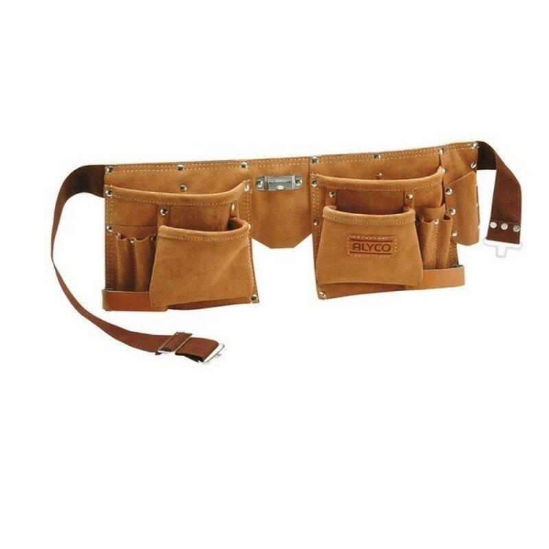 ALYCO 196890-stock Exchange Double Leather With Belt