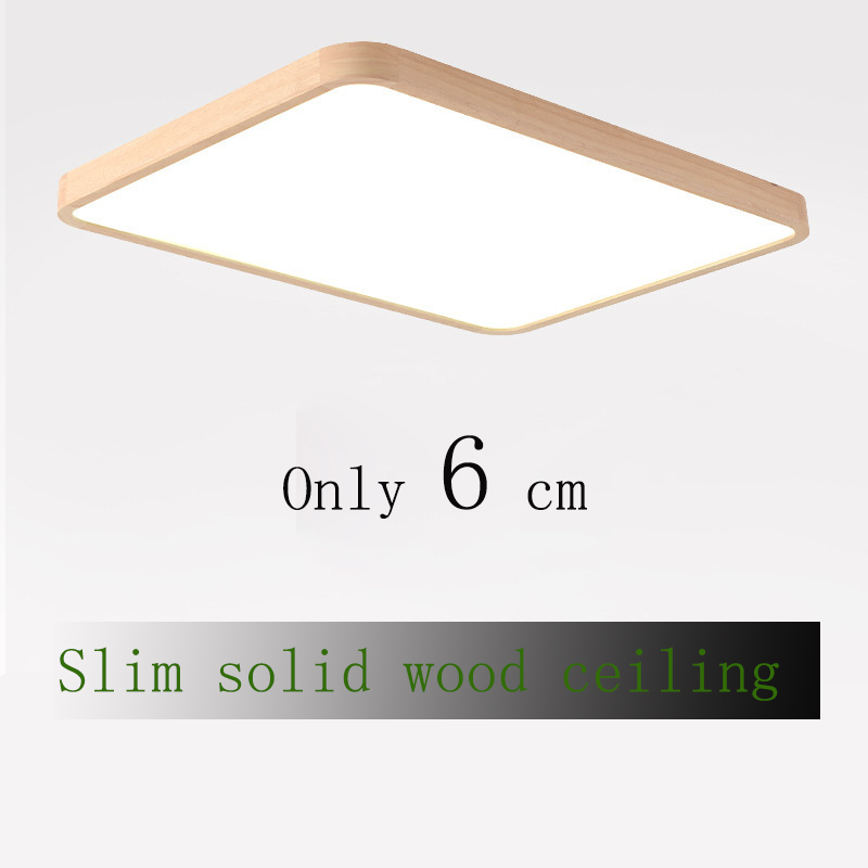 Modern LED ceiling lamp Solid wood led ceiling round small room aisle lights living room bedroom wooden lamps 110V/220V chinese style wooden led circular ceiling lamps real wood art acrylic bedroom study decorated living room ceiling lights za zs45