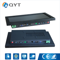 Free Shipping 18 5 LED Panel All In One Pc C1037u 1366x768 2GB RAM 500G HDD