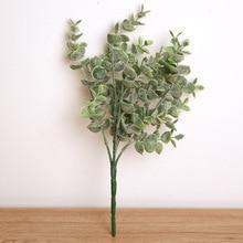 Eucalyptus Green Plant Simulation Flower Flower Arranging Wedding Decoration Accessories With Grass