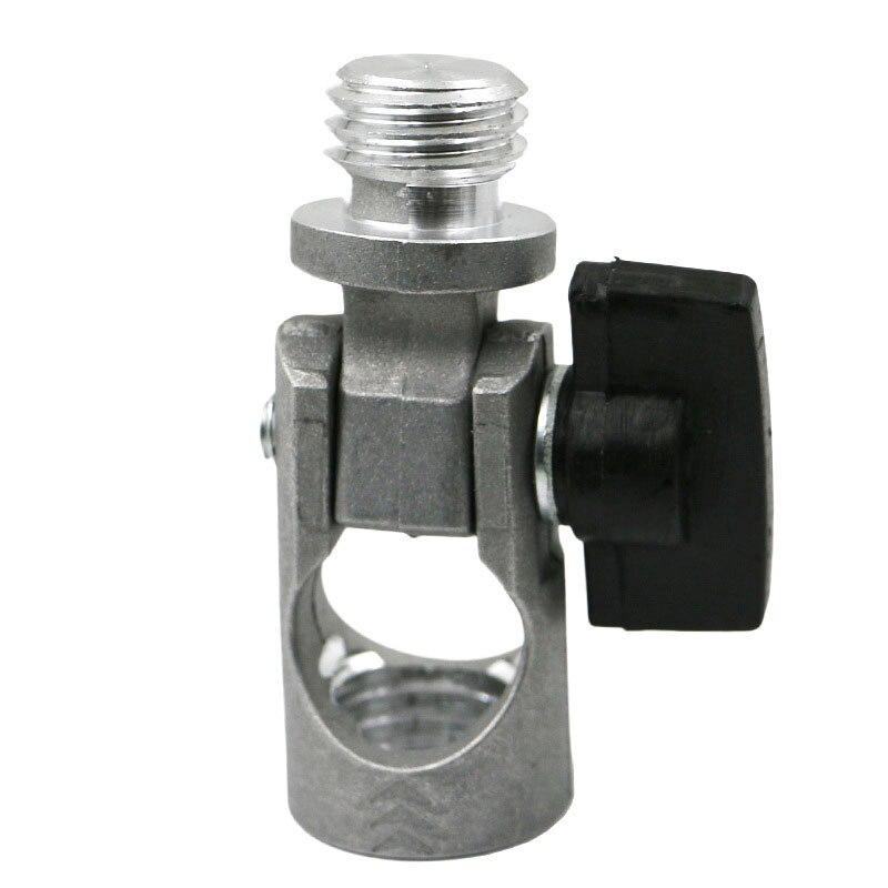 Tilt Slash 5/8'' Thread 360 Degrees Angle Tripod Rotary Laser Levels Dual Slope Adjustment Bracket Rod Tiltable Adapter