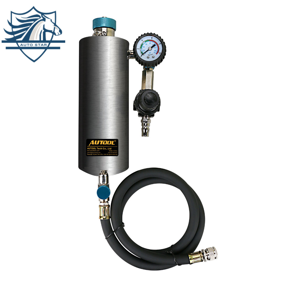AUTOOL C80 Auto testeur d'injecteur de carburant nettoyeur d'injecteur de carburant Machine à laver outil Non-démonter