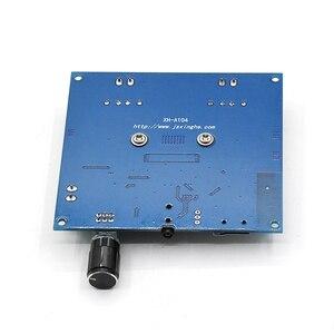 Image 5 - XH A104 Bluetooth 4,1 TDA7498 цифровой усилитель мощности плата 2x50 Вт стереоусилитель модуль поддержка tf карты AUX