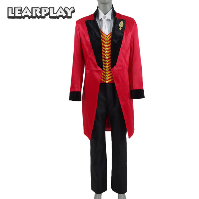 Movie The Greatest Showman P. T. Barnum Cosplay Costumes Adult Unisex Party Performance Uniform Halloween Christmas Outfit  sc 1 st  AliExpress.com & Movie The Greatest Showman P. T. Barnum Cosplay Costumes Adult ...